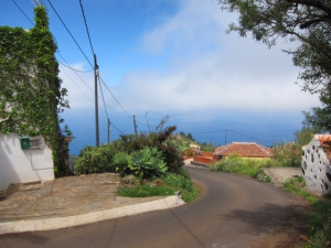 Hans en Anky naar La Palma