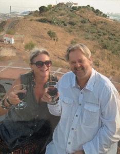 Mies en Willem emigreren naar Spanje