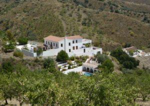 Rasja Post & Wouter Burgmans wonen in het Spaanse Andalusie